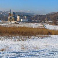 Зима, Бугаевка