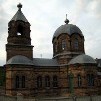 Церковь в Бугаёвке. The church in Bugajovka., Бугаевка
