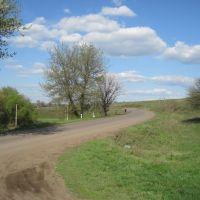 перевальск, бугаевка, начало водохранилища, Бугаевка