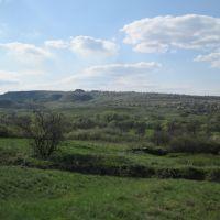 перевальск, вид на дельту, Бугаевка