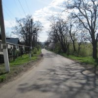 перевальск, бугаевка, центральная улица, Бугаевка