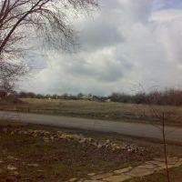 Перевальск. Вид на ул.Ломоносова, Бугаевка