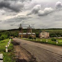 Храм.Перевальск, Бугаевка