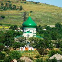 Храм Успение Пресвятой Богородицы, Вахрушево