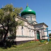 Храм Успения Пресвятой Богородицы на Хрусталке, Вахрушево