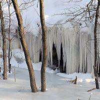 Зимняя Хрусталка, Вахрушево
