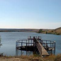 Краснянское водохранилище., Великий Лог