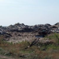 Свалка хим.отходов под Фугоровкой, Волчеяровка