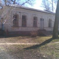 больница, старая стоматология, Ворошиловград
