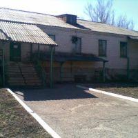больница, пищеблок, Ворошиловград