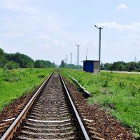 О.п. 920 км, Ворошиловград