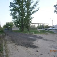 улица Полубоярова, Ворошиловград