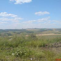 природа Луганщины, Врубовка