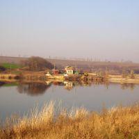 Домик на берегу станвка, Врубовка