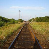 Горловина станции Светланово, Врубовка