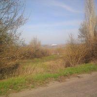 Вид на хранилище, Врубовка