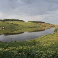 Платный пруд, Врубовка