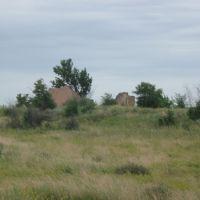 Разрушенный дом недалеко от Врубовского, Врубовский
