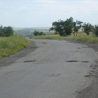 Дорога из Врубовского в Успенку, Врубовский
