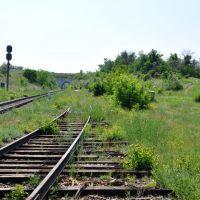 110 км   Северск-Лихая, Врубовский