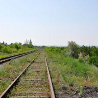 109 км   Северск-Лихая, Врубовский