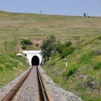 Южный портал Лутугинского тоннеля, Врубовский