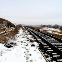 Перегон Луганск-Лутугино., Георгиевка