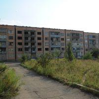 Район пятиэтажек у поселка ш-ты Новопавловская, Есауловка