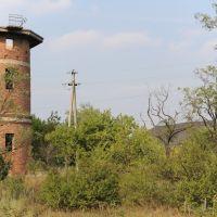 У шахты Новопавловской, Есауловка