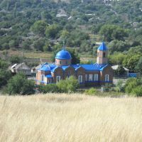 Свято-троицкий храм, Зимогорье
