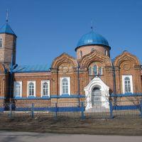 храм, Зимогорье
