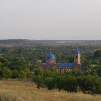 Свято-Троицкий храм в пос. Зимогорье, Зимогорье