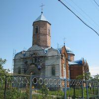 Церковь. A church., Зимогорье