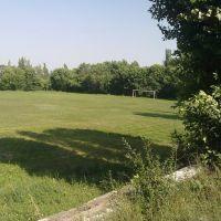 Футбольное поле. Football stadium, Зоринск