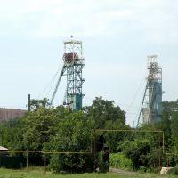 Угольная шахта. Mine, Зоринск