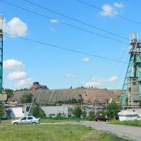 Шахта Никанор-Новая, Зоринск