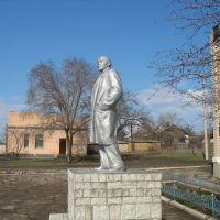 Lenin in Izvaryne, Изварино