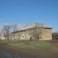 Szkoła w Izvarynje, Изварино