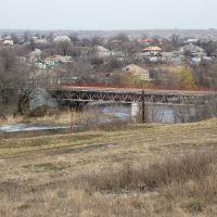 Мост в селе, Калиново