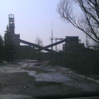 Грузовой ствол и накопительный бункер, Камышеваха