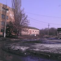 """Грязный"" выход, Камышеваха"