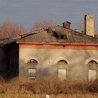 Клуб в п.Стаханов, Камышеваха