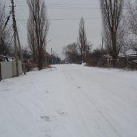 Улица Октября, Кировск