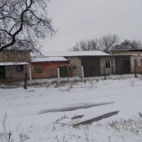 Бывший маслоцех, Кировск