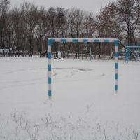 Спортивная площадка, Кировск