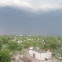 На Кировск надвигается гроза, Кировск