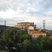 Вид на ККЦ, Коммунарск
