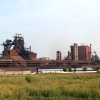 Доменный цех, Коммунарск