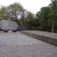 """Памятник """"Скорбящая мать"""" и могила Молодогвардейцев, Краснодон"""