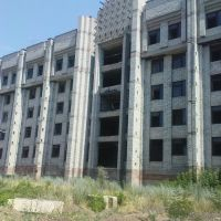 Недостроенный дом, Краснодон